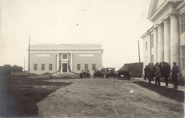 mkc atidarymas 1925